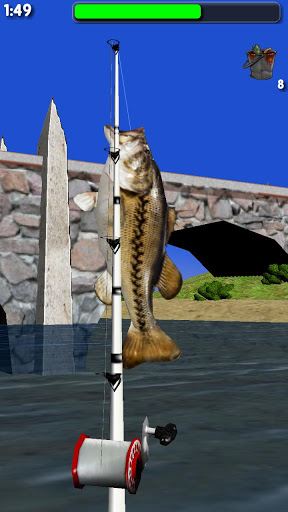 Full crack apk big river fishing 3d apk full cracked for River fishing games