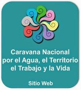 Caravana Nacional por el Agua, el Trabajo y la Vida