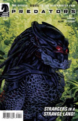 Predators Sequel ( DARK HORSE)