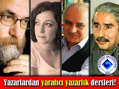 Ali Ural, Feridun Andaç, Haydar Ergülen, Aslı Tohumcu