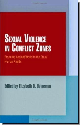 SEXUAL VIOLENCE IN CONFLICT ZONES book