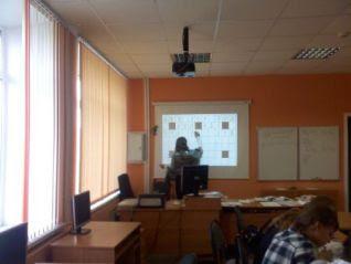 Мои ученики: урок с ИКТ