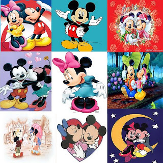 mickey mouse and minnie friendship bond