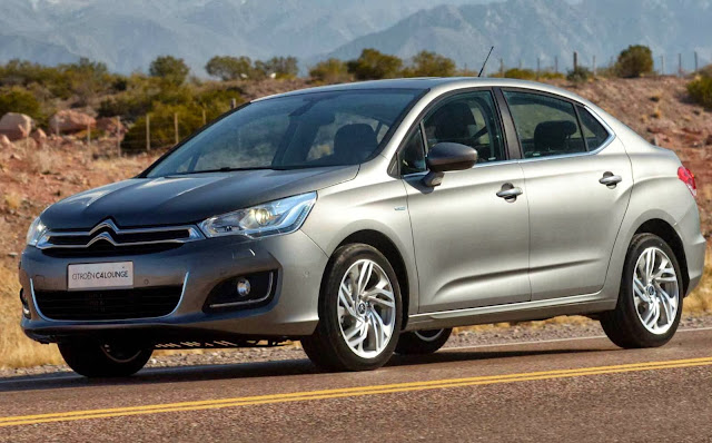 Citroen C4 Lounge THP Turbo