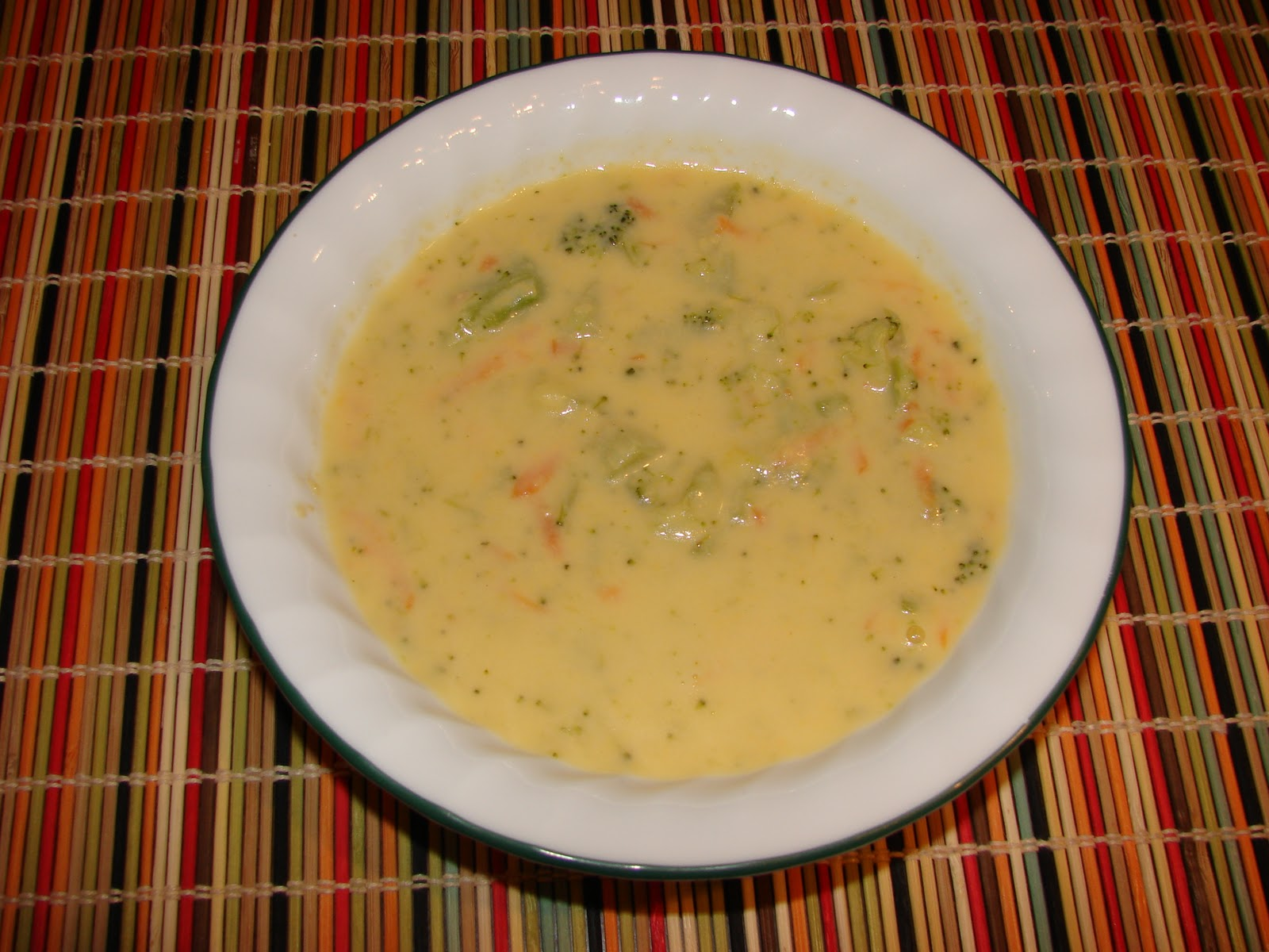 Cooking Up a Sale: Easy Cheesy Broccoli Soup