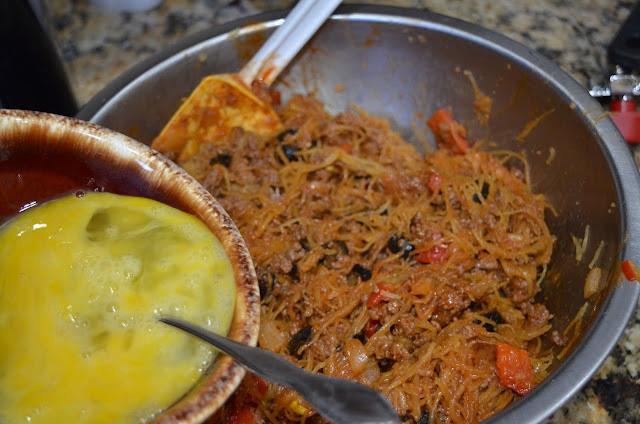 Paleo Enchilada Pie