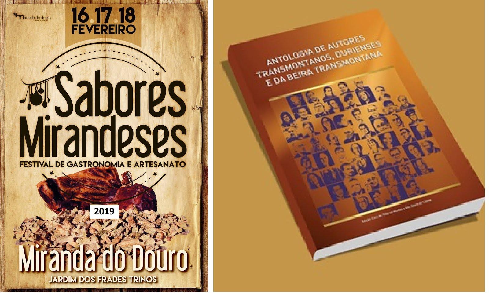 Antologia de Autores em Miranda do Douro