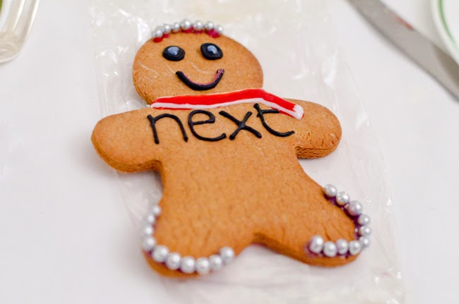 Gingerbread Decorating with Next