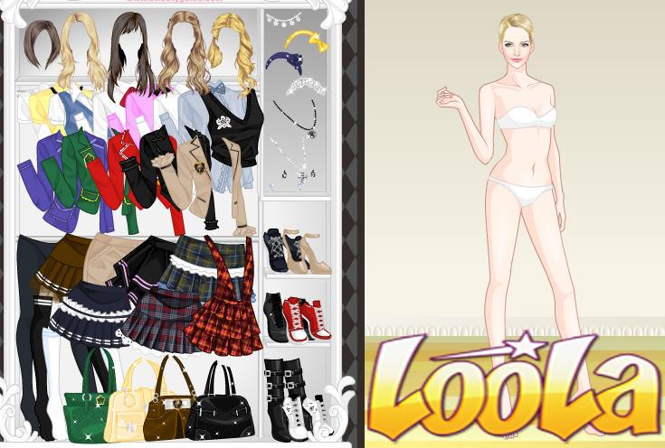 Loola Fashion Games