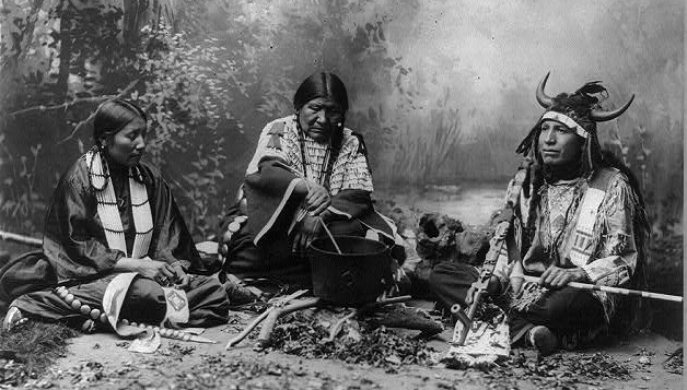 the use of pipe as a native american ritual The intent of this article is not to provide a comprehensive explanation of the sacred significance of the pipe in native american cultures, but to just offer a brief idea of how pipes have been and are used by native americans on first contact with native americans, the french used the word calumet [from the latin calamus, for reed] to.