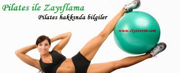 pilates ile zayıflama
