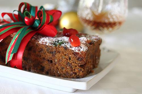 Last Minute Non Alcoholic Christmas Fruit Cake Recipe