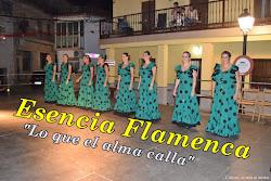ENTREGA DE TROFEOS Y ESENCIA FLAMENCA