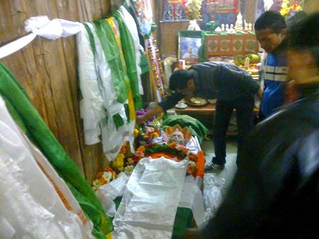 Subash Ghisingh Gandhi of Darjeeling Hills dead