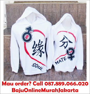 Jaket Couple Soulmate