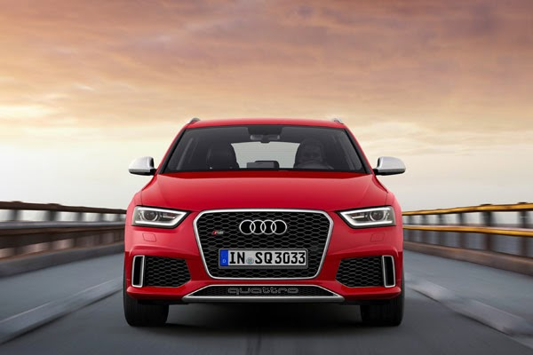 Latest Audi Q3 released