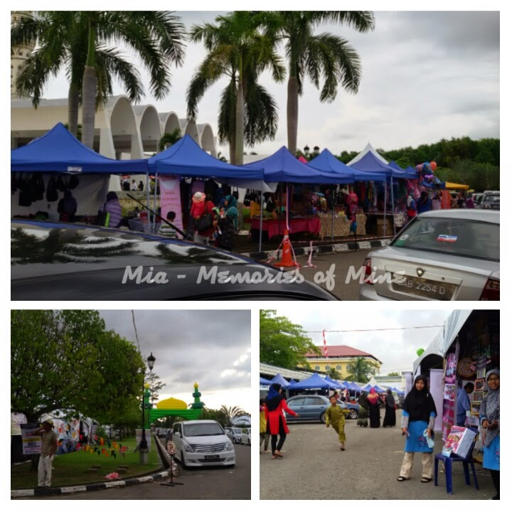 Jalan-Jalan di Festival Hijrah, Masjid Bandaraya Kota Kinabalu