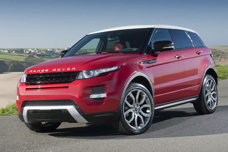 land rover range rover evoque prestige sd4 cars prices. Black Bedroom Furniture Sets. Home Design Ideas