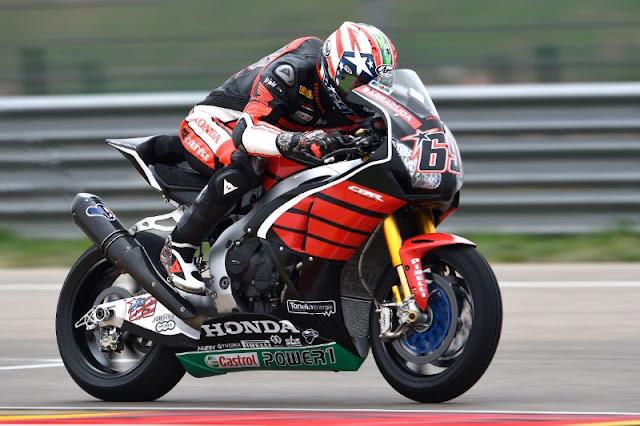 Pindah ke WSBK : Ini tanggapan Nicky Hayden mengenai Honda CBR 1000RR yang akan digunakannya . . .