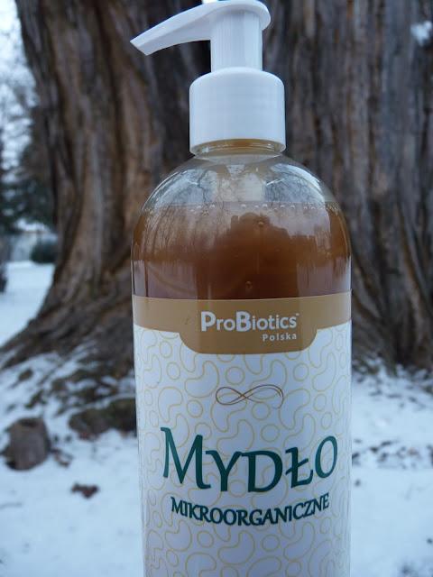 CzasDlaNatury - Żywe Mydło - Naturalne Mydło Mikroorganiczne w płynie i kostce dla cery mieszanej