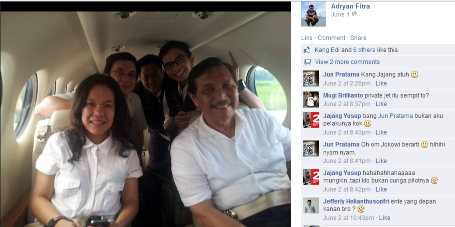 Team Ahli dibalik Layar Jokowi
