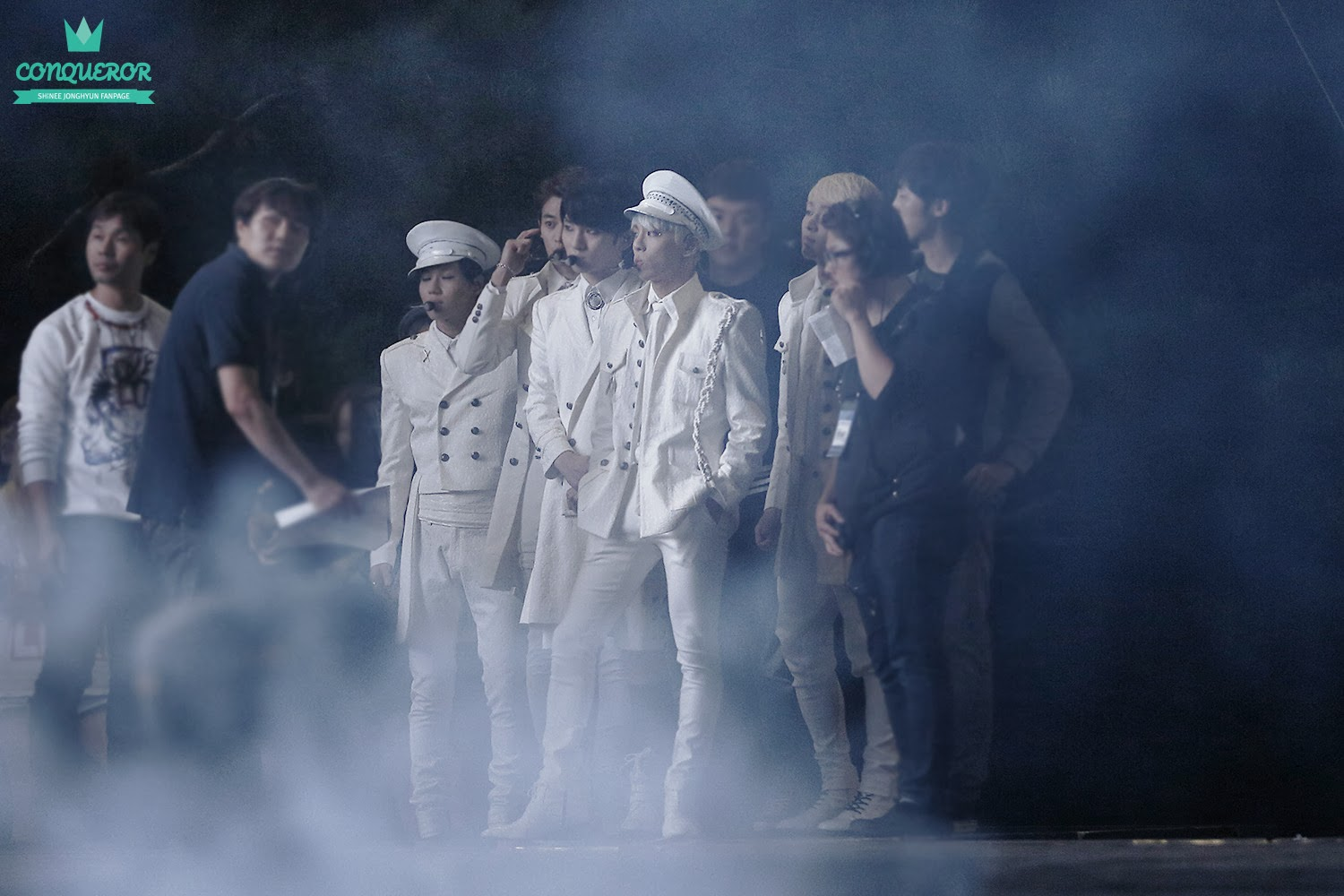 Spam post: shinees everybody comeback special fancams, videos  pics