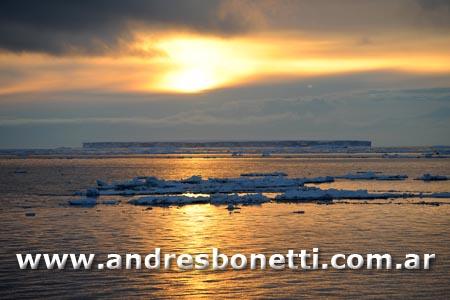 Mar de Wedell - The Wedell Sea - Antartida - Antartica - Andrés Bonetti