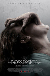 Possession 2012 film movie poster