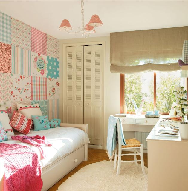 Decora y adora: inspiración dormitorio hija adolescente ...