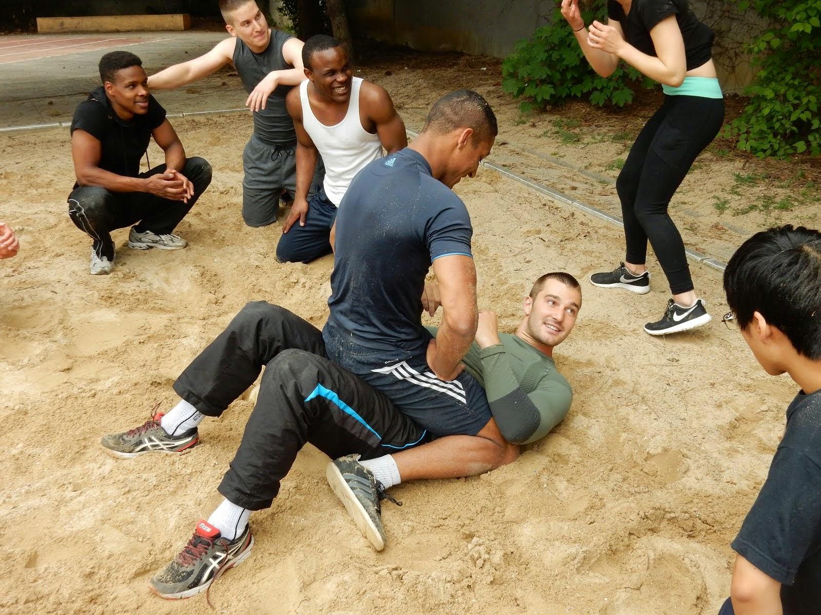 Boot camp - Combat rapproché