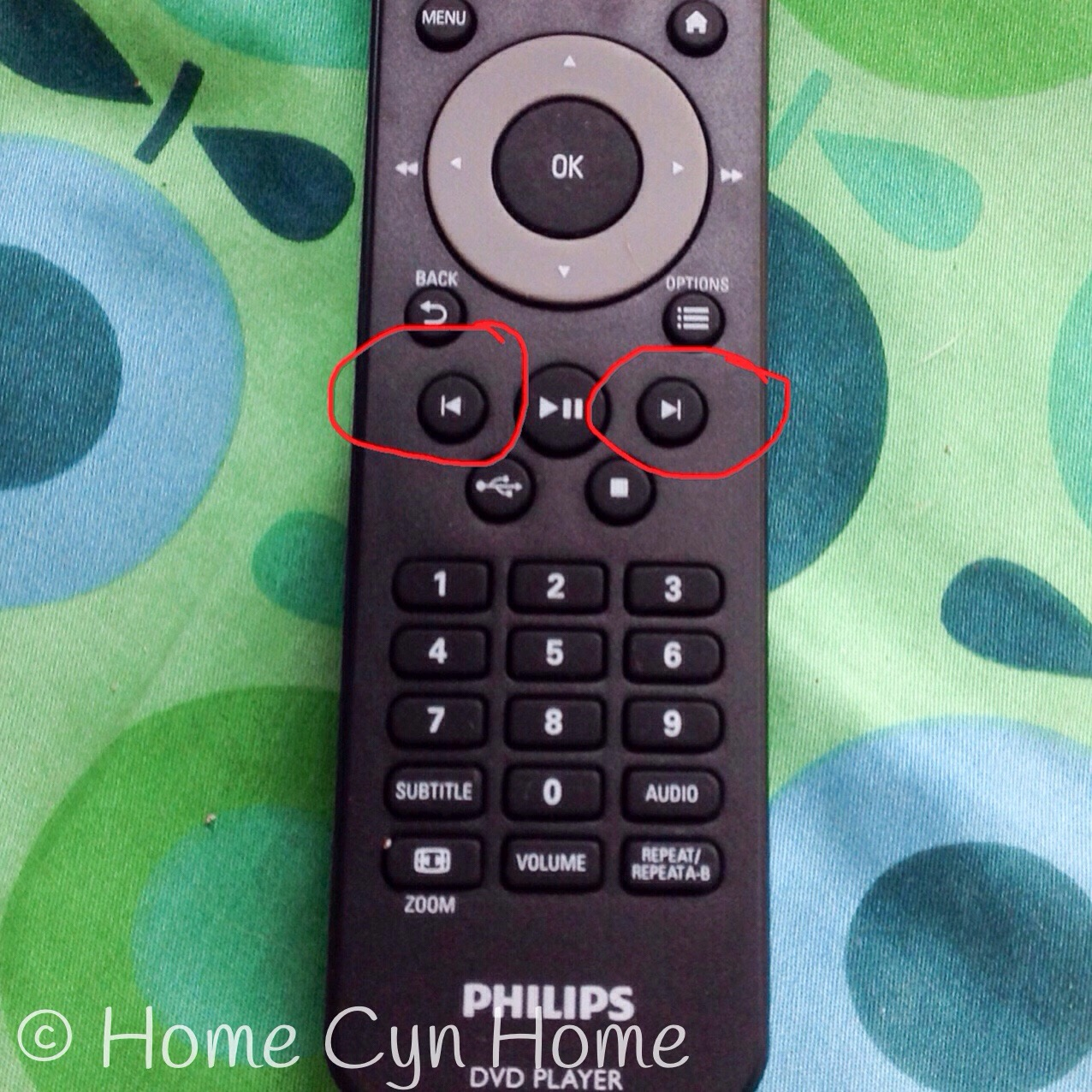 How to unlock the regions on your Philips DVP3688 DVD Player