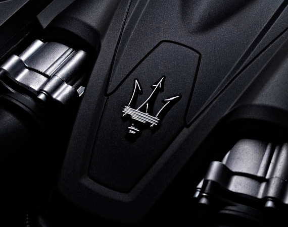 2013 MASERATI QUATTROPORTE V8 ENGINE