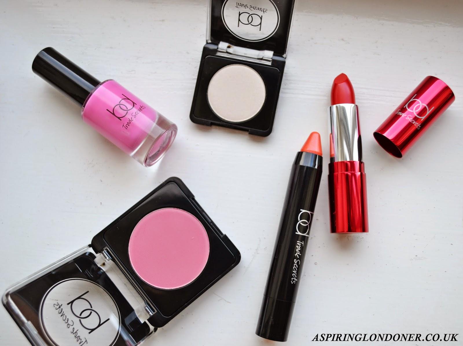 Tesco BD Trade Secrets Makeup Collection - Aspiring Londoner