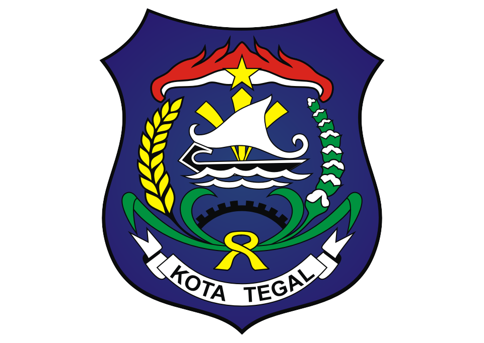 Kota Tegal Logo Vector download free