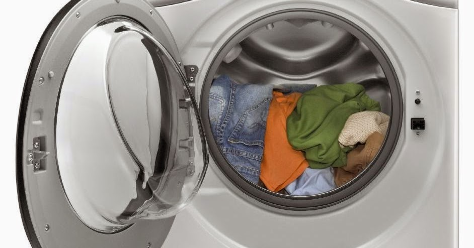 how to clean a front load washer that smells