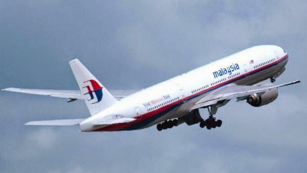 3 Filipinos among 298 aboard crashed Malaysian Airlines