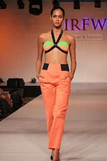 India Resort Fashion Week, Fashion Week Pics, Shivan Narresh
