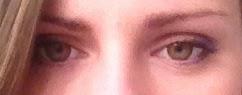 soczewki brazowe na niebieskie oczy