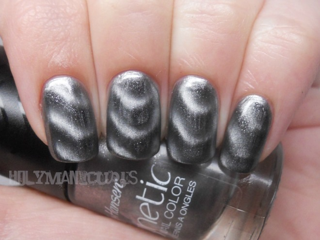 Holy Manicures: Sally Hansen Magnetic Nail Color Review.