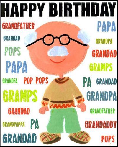 Lollipopbazar Blogs Birthday Wishes For Grandpa Happy Birthday Wishes To Grandfather