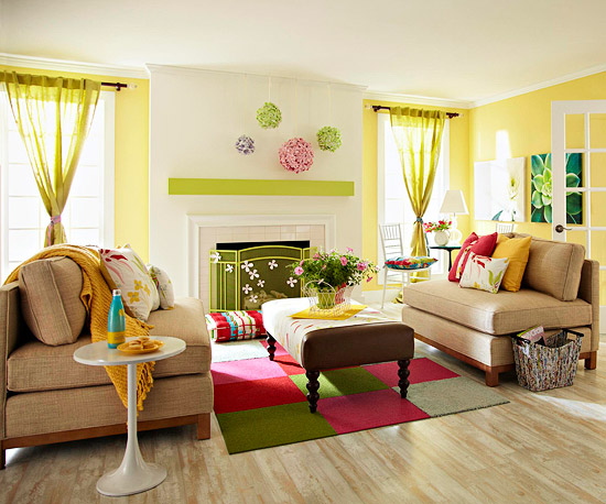 Modern furniture 2013 spring living room decorating ideas for Modern living room design ideas 2013