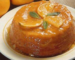 de azucar 140 grs de harina 6 naranjas 1 cucharadita pequena de