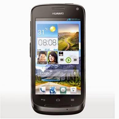 Android, gadgets, Huawei, Nextel, smartphones, walkie-talkie, Ascend Y340