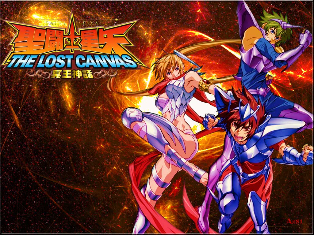Assistir - Saint Seiya: The Lost Canvas Dublado - Episódios Online