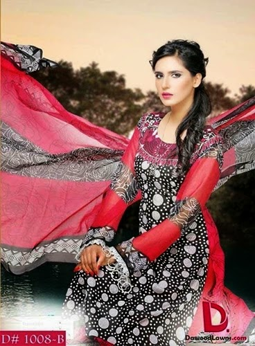 Dawood Eid Cambric Collection 2014