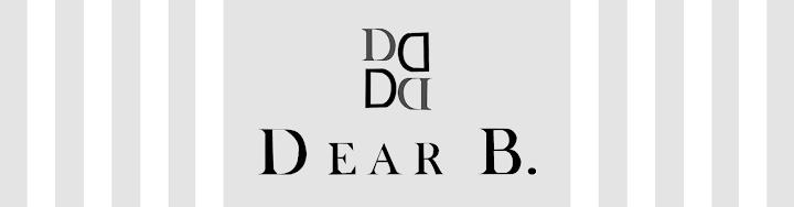 DEAR B. | MODA PRAIA E FESTA