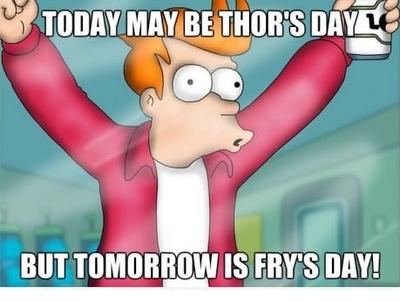 fryday friday viernes :D