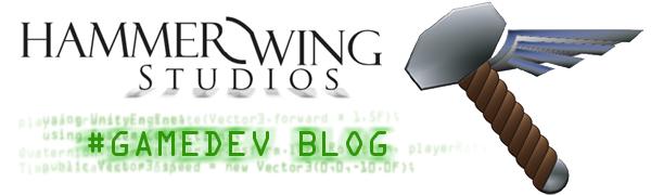 Hammerwing Studios #GameDev Blog