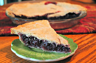 Irresistible Blackberry Pie - Easy Life Meal & Party Planning