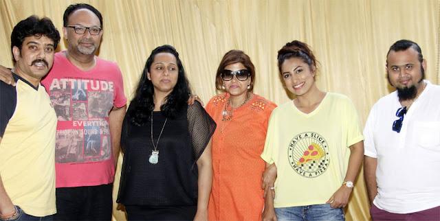 Kancha Adhikari launched first song of Kiran Kulkarni v/s Kiran Kulkarni